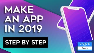 How to make an app for beginners 2019
