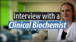 """Interview with a Clinical Biochemist: """"Suggesting a test that will make a  final diagnosis"""""""