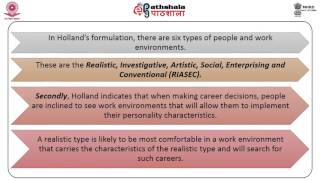 Theories of Career Counselling (PSY)