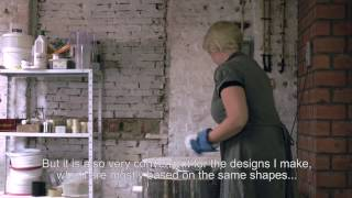 Short documentary about ceramic design