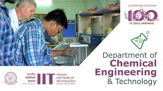 Department of Chemical Engineering & Technology | IIT (BHU)