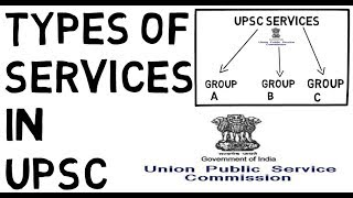 SERVICES IN UPSC