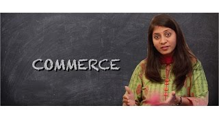 Understanding of commerce