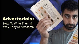 Advertorials: How To Write Them & Why They're Awesome