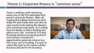 Corporate Finance: What is it?