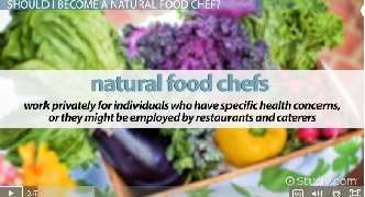 Become a Natural Food Chef: Step-by-Step Career Guide