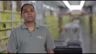 Meet Rohan, an Amazon Operations Manager