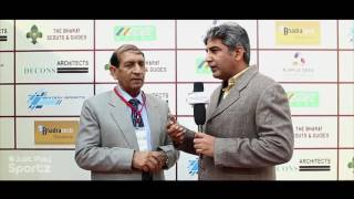 Dr. AK Uppal, Conference Chairman - 3rd National Conference on Physical Education & Sports