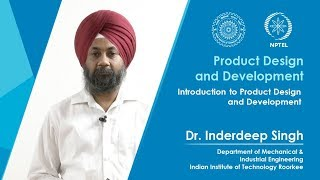 Introduction to Product Design and Development